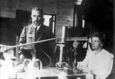Marie Curie.. Scientific Icon